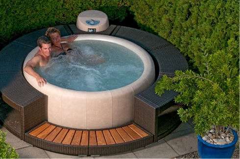 Legend 4 Hot Tub