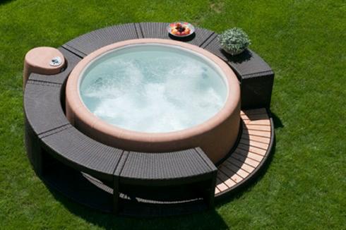 The Resort Hot Tub